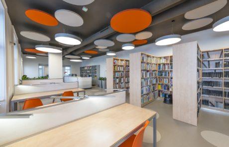 Knihovna J. A. Komenskeho