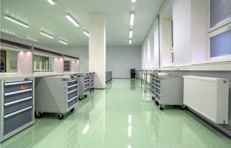 Vyvojova laborator ZAT Pribram
