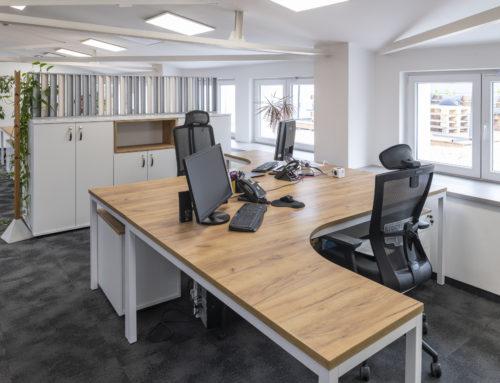 Kanceláře Compo Interiéry