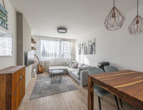 Soukromý byt Praha 9